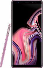 Samsung Galaxy Note 9 128GB Single SIM Lavender Purple - Wie Neu