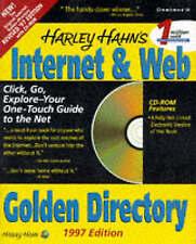 HARLEY HAHN'S INTERNET & WEB GOLDEN DIRECTORY 1997 EDI