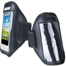 Eclipse ECL-ARM-2.8 Universal Neoprene Armband for iPhone 5 Smartphone & MP3/MP4