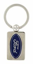 Hillman  Ford  Metal  Blue  Decorative  Key Chain