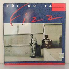 "Fizz – Tôt Ou Tard (Vinyl, 12"", Maxi 45 Tours)"