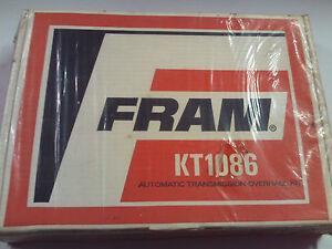 Automatic Transmission Overhaul Kit Fram KT1086 fits 1976-87 GM w/ TH200 TH200C