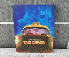 Taxi Driver Limited Edition Steelbook Blu-Ray Movie Disc Martin Scorsese Film