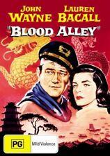 Blood Alley (John Wayne) DVD BRAND NEW SEALED