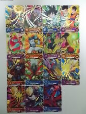 Super Dragon Ball	Heroes UM1	Common & Rare 45 cards complete set