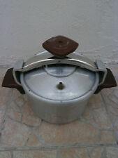 ancienne cocotte minute SEB 3,5 litres rouge bordeaux alu serie A A 2 70