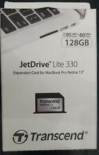 Transcend 128GB JET DRIVE LITE 330 - TS128GJDL330  (Components > SSD Solid State
