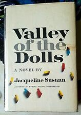 Valley of the Dolls - Jacqueline Susann - 1966 1st E