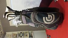 Cleveland CG2 Launcher Complete Golf Set Irons Woods 14 way BagMen Right Handed