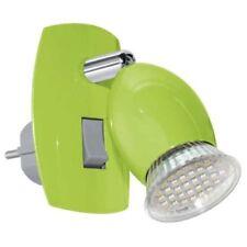 Lámpara LED de interior de color principal verde dormitorio