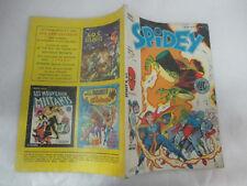 Spidey Numéro 54 du 10 Juillet 1984 (Les X-Men,Crystar,)  / LUG