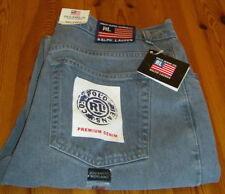 Ralph Lauren Distressed Skinny, Slim 32L Jeans for Men