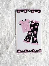 100 Hang Tags Accessories Tags Cute Pj'S Set Tags Rebe'S Creations Plastic Loops