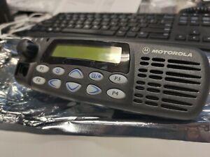 Motorola CDM1550-LS+ GCN6114B UHF Mobile Radio Display
