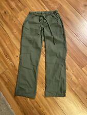 cherokee workwear scrub pants(WW160P) olive size XS