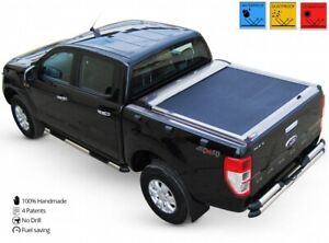 Copricassone SOT 1306 SILVER per FORD Ranger XLT T6 dal 11/2012+ Double Cab