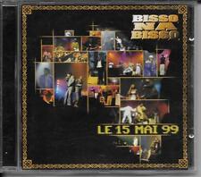 CD ALBUM LIVE 14 TITRES--BISSO NA BISSO--LIVE LE 14 MAI 99