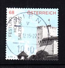 Österreich, gestempelt, Festung Hohensalzburg,