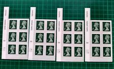 2017 M17L 2p SBP2u Printed Backing Cylinder Block of 6 x4 different grids