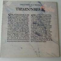 The Stranglers - Men in Black - Vinyl LP UK 1st Press NM