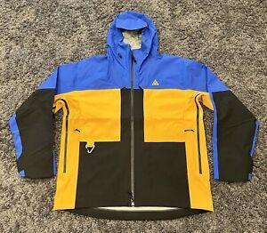 Nike ACG GORE-TEX Misery Ridge Waterproof Jacket CV0634-405 Men's Size Large