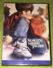 Searching for Bobby Fischer DVD (1993) Laurence Fishburne/Joe Mantegna - New!