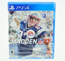 Madden Nfl 17: Playstation 4 [Brand New] Ps4