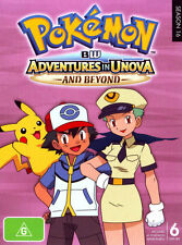 Pokemon: Season 16 - BW Adventures in Unova and Beyond  - DVD - NEW Region 4