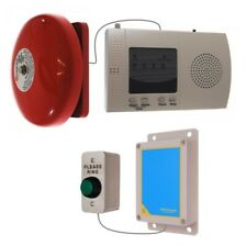 Warehouse & Commercial Wireless Bell - Long Range 900 Metre Operating Range