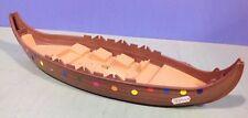 (J254.1) playmobil coque grand drakkar viking ref 3150 3151 4430