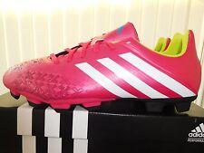 NEW,  ADIDAS  PREDITO  LZ  TRX  FG  FOOTBALL  BOOTS   U.K.  SIZE  9.5