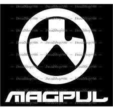 Magpul Firearms - Outdoor Sports - Hunting - Vinyl Die-Cut Peel N' Stick Decal