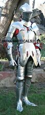 Armour Medieval Knight Wearable Full Suit of Armor LARP Costume