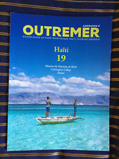 Air France Airlines Outremer Inflight Magazine Special issue French territories