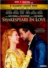 Shakespeare In Love (Dvd, 2011)