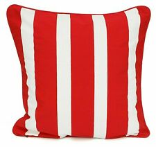 Stripe Decorative Luxurious Beautiful Soft Cotton Printed Cushion Cover or Inner
