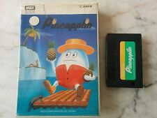 Pineapplin for msx rom cartridge canon ASCII corporation