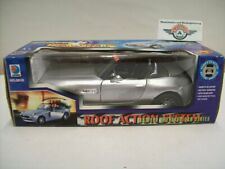 BMW Z8 (E52) with Batterie, 2000, silver, LEYURN (China) 1:20, OVP
