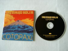 THE MARS VOLTA Cotopaxi promo CD single