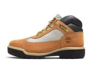 Timberland Men's Field Boot TB0A18RI-231 Wheat Nubuck NEW IN BOX