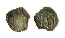 pcc1752_7) MILANO - FILIPPO II RE DI SPAGNA 1554-1598 Parpagliola da studio