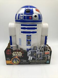 Star Wars Episode 1 R2-D2 Carryall Playset with Exclusive Droid