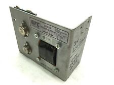 GFC Hammond GHOF 2-24 Power Supply, Input: 105-125 / 210-250VAC, Out: 24VDC 2.4A