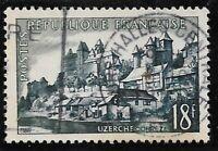 Timbre France année 1955  N°1040