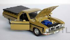 NEW IN BOX* OzLegends Ford Falcon XB GS UTE 1:32 Limited Edition - Tropical Gold