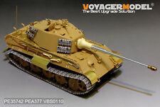 Voyager PE35742 1/35 WWII German King Tiger (Hensehel Turret) (For TAMIYA)
