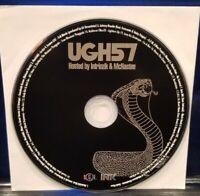 UGH Mixtape vol. 57 CD feat. Blaze Ya Dead Homie Madchild Q-Strange horrorcore
