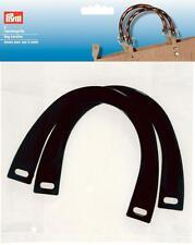 Prym Taschengriff Taschengriffe Marilyn 14,5x11 cm schwarz 2 St  615105