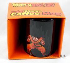 Collectible Dragon Ball Z Color Changing Coffee Mug Heat Reactive Goku Rare NEW