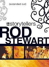 NEW SEALED VH1 Storytellers - Rod Stewart DVD 2004 MUSIC FREE SHIPPING